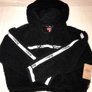 Dickies crop sweater